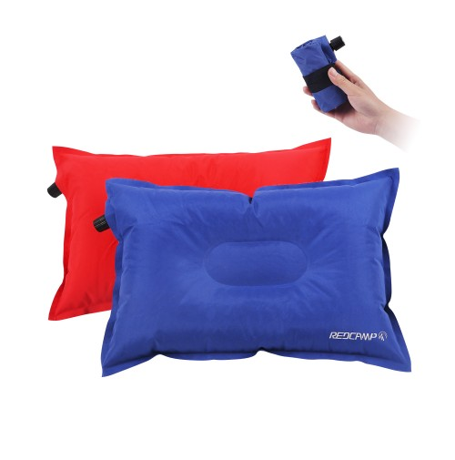REDCAMP 2PCS Inflatable Camping Pillow For Travel Backpacking