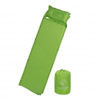 REDCAMP Self Inflating Sleeping Pad With Detachable Pillow - Green