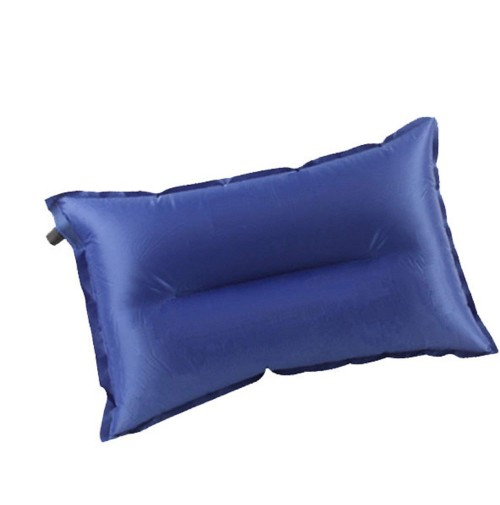 REDCAMP Self-inflating Pillow Air Pillow Camping Pillow, 3pieces Free Patch Kit Repair Kit, Blue