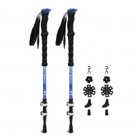 REDCAMP Carbon Fiber Trekking Poles, Hiking Sticks