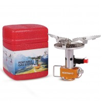 REDCAMP Outdoor Propane Camping Stove For Backpacking With Piezo Ignition