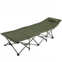 REDCAMP Camping Cot for Adults, Comfortable Easy & Portable Cot, Free Storage Bag Included